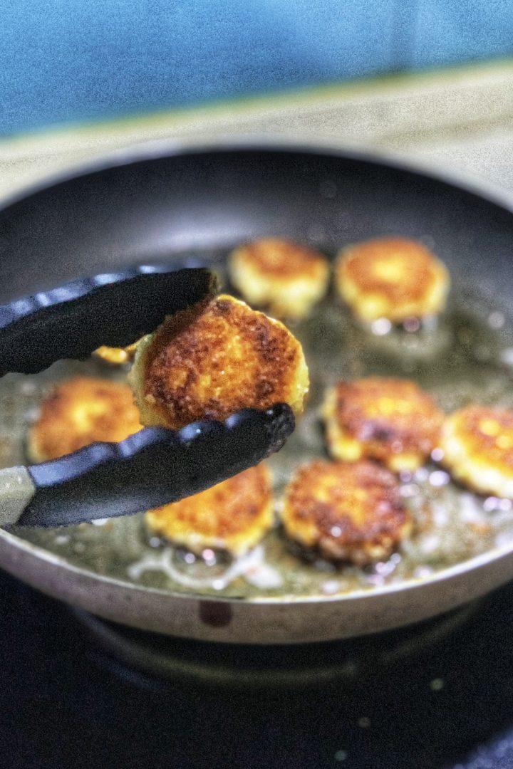 Delicious Tuna Cutlets